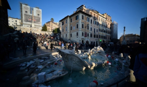 Dutch raise over €7k to apologize for Rome riot