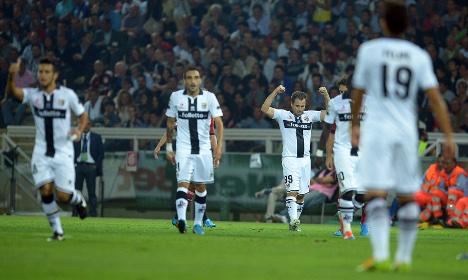 Serie A club too broke to pay stadium stewards