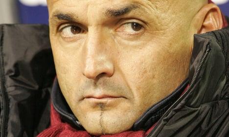 Italian Spalletti eyed for Japan job: report