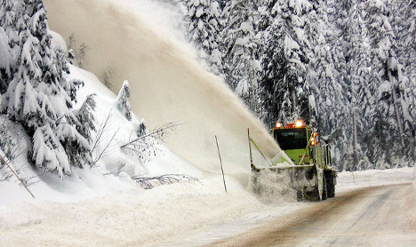 Woman dies after being 'caught in snow blower'