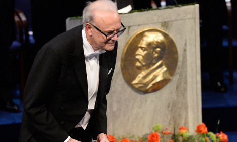 'Nobel prize leaks could be given the boot'