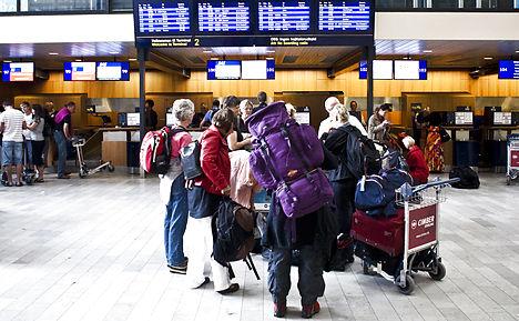 New SAS strike cancels Copenhagen flights