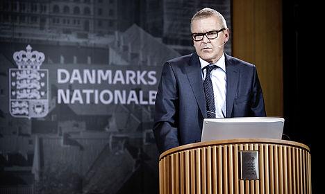 Danish central bank has speculators on retreat