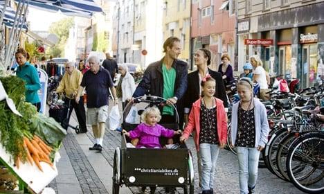 'The Danish way' trumps the American dream