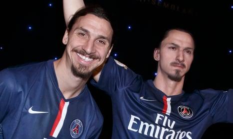 Zlatan proud to unveil another Ibrahimovic