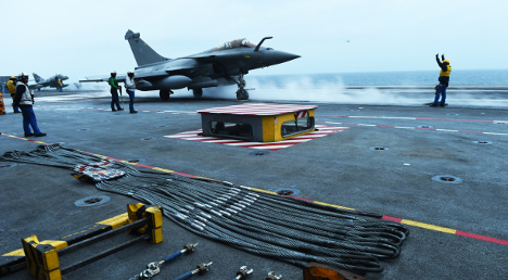 France seals first deal to export Rafale fighter jets