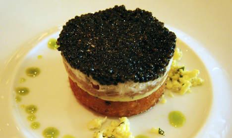 Norway fish farmer to pioneer sturgeon caviar