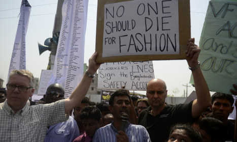 Benetton pays up over Bangladesh tragedy