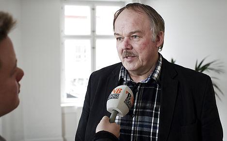 Danish MP blames hit and run on 'bad day'