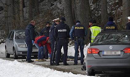 Chechen shot dead in Salzburg market town