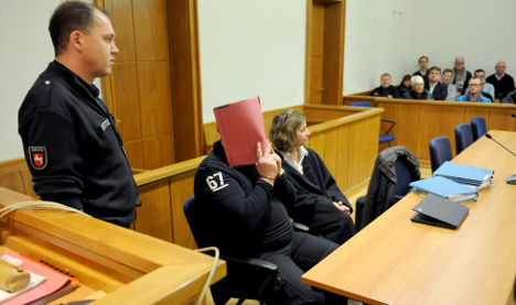 Nurse jailed for life for serial patient murders