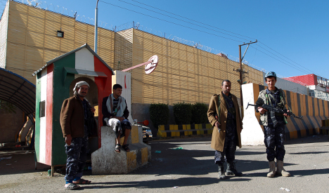 Italy shuts Yemen embassy over violence