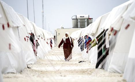 UN calls on Denmark to take more refugees
