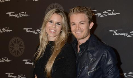 Rosberg: I'm racing towards fatherhood
