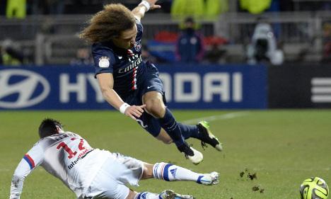 Lyon stumble after injury-hit PSG only draw