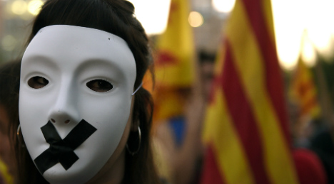 Court bans Catalan independence vote
