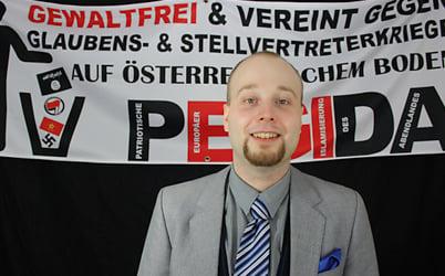 Vienna's Pegida spokesman steps down
