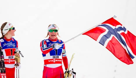 Norway's skiing edge risks others giving up