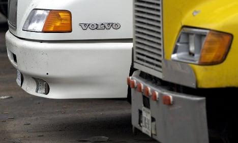 Sweden's Volvo announces 1000 job cuts