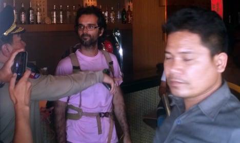 Spanish eco-warrior arrested in Cambodia