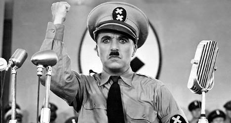 Charlie Chaplin's Oscar stolen in Paris