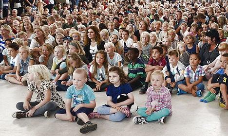 Denmark to target anti-radicalization at kids