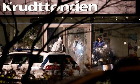 Third man arrested in Copenhagen shooting