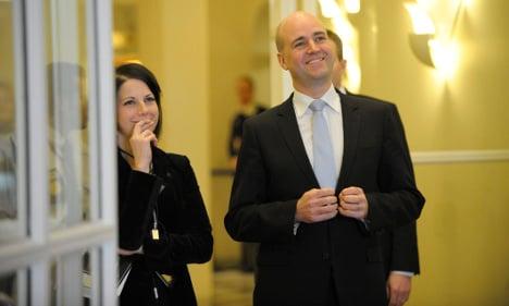 Former Prime Minister now dating press officer