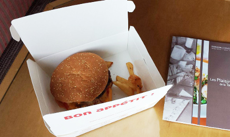 'Doggy bags' on the way for French restaurants