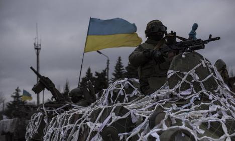 Ukraine conflict boosts Swedish arms sales