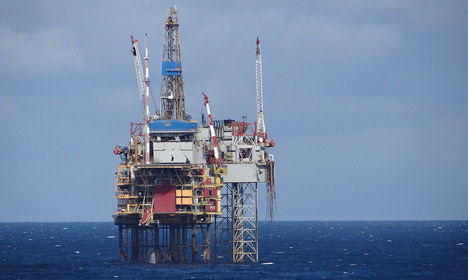 Denmark to suck all oil out of the North Sea