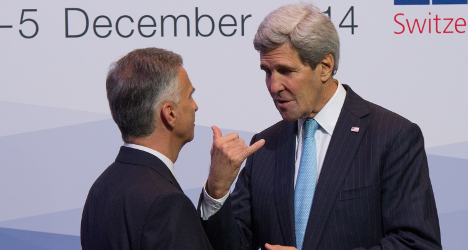 Burkhalter: anti-terror measures a 'priority'