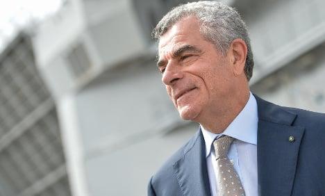 Finmeccanica plans 3,000 job cuts