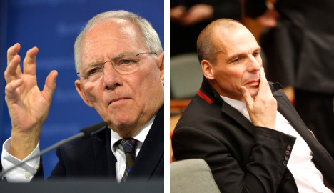 Eurozone agrees on Greek bailout extension