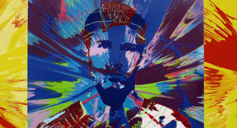 What a Messi: Artworks sold off for charity