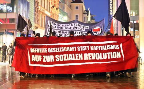One fifth of Germans want revolution: report