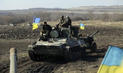 Ukraine: troop deaths 'serious breach' of truce