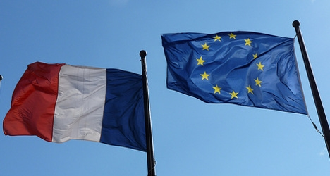EU slaps tough budget targets on France