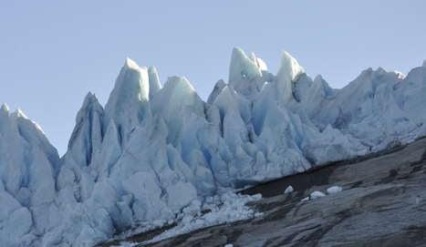 Glacier ice: The world's new luxury ice cube?