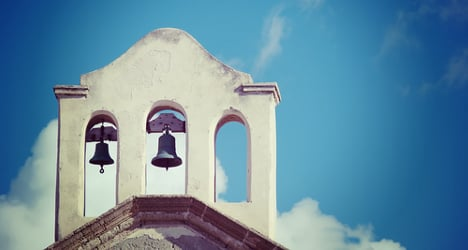 Italian church fined €1,300 for noisy bells