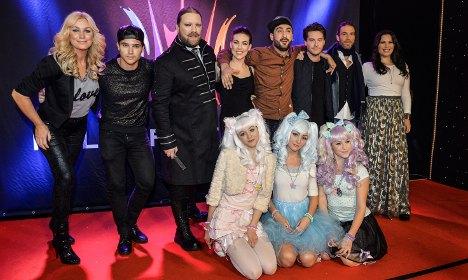 Melodifestivalen fever set to sweep across Sweden