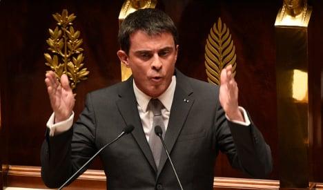 PM tells rebels 'we won't stop reforming France'