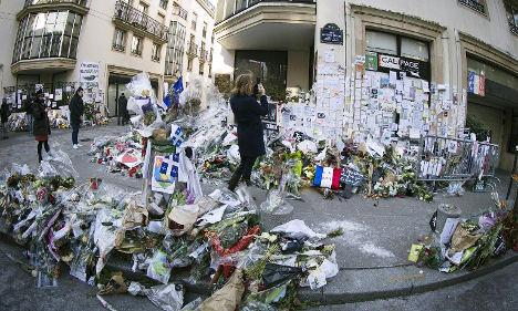 US company buys rights to Charlie Hebdo film