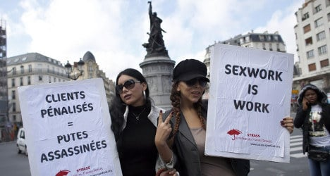 Is DSK trial bad news for French prostitutes?