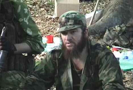 Terror arrest of Chechen jihadist in Vienna