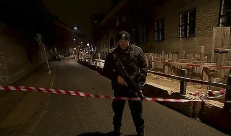 Police kill Copenhagen shooting suspect