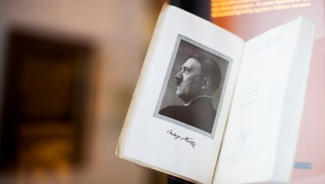 Academics to republish Mein Kampf in 2016