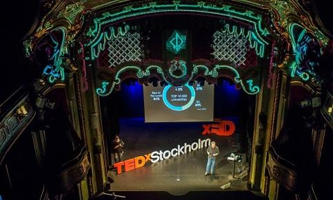 TEDxStockholm focuses on diversity of all kinds