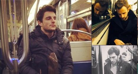 'Hot men' on Paris Metro go viral on Instagram