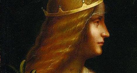 'Leonardo da Vinci' art seized from Swiss bank